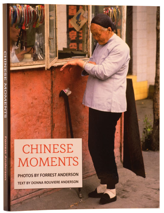 Chinese Moments book cover