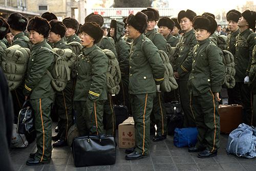 PLA - New Recruits