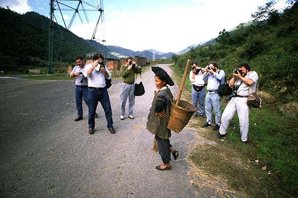 Yi Minority in Xichang