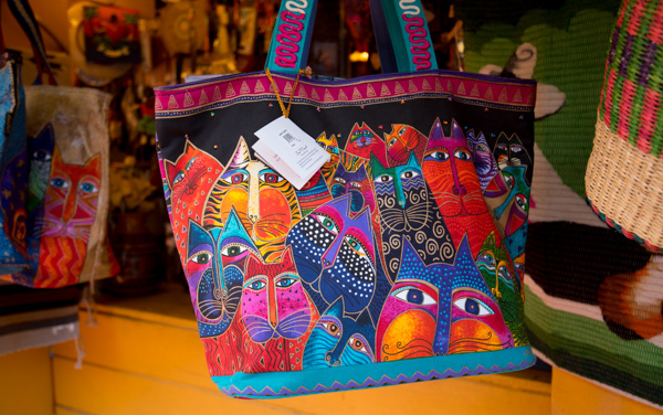 Bag at Olvera Street