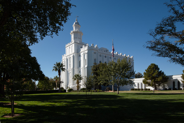 St. George Temple, St. George, Utah